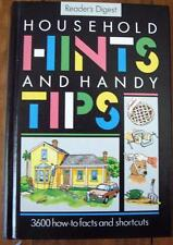 HOUSEHOLD HINTS & HANDY TIPS - 3600 How-to & Shortcuts - Readers Digest - HB