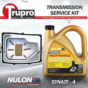SYNATF Transmission Oil + Filter Service Kit for Ford Falcon EF EL NF NL LTD