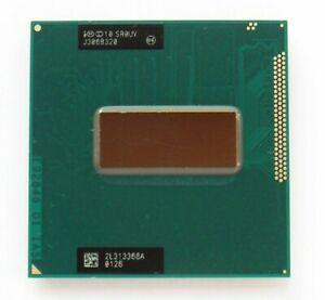 Intel i7-3740QM Processor SR0UV to 3.7GHz 6MB CACHE QUAD CORE 8 THREADS