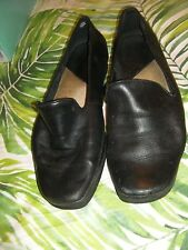 Easy Steps 'Kent' Black Flats Shoes - Made in Australia (Size 8.5C)