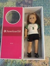 American Girl Doll Mia 2008 Girl Of The Year With Box