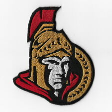 NHL Ottawa Senators Iron on Patches Embroidered Emblem Applique Badge Sew Logo