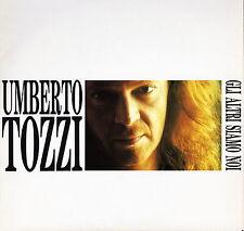 """UMBERTO TOZZI - Gli Altri Siamo Noi 1991 (Vinile e Cover=Mint) LP 12"""" Con Testi"""