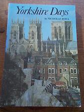 Yorkshire Days by Nicholas Rhea (Paperback, 1995) First Edition Hutton Press VGC
