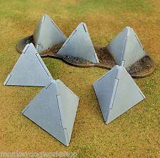 Tank Traps 40k konflikt 28mm terrain  infinity dust tactics