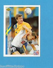 Figurina/CARDS-UPPER DECK 94 -WC USA 94- n.66- ANDERSSON - SVEZIA