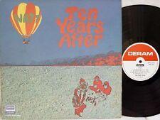 TEN YEARS AFTER - Watt LP (RARE Capitol Pressing on DERAM w/Poster, Gatefold)