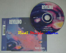 CD Singolo REVELINO Radio speaks 1997 DIRT RECORDS DIRTY 11 CD mc dvd (S1)