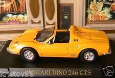 FERRARI DINO 246 GTS JAUNE TUORLO FABBRI 1/43 ITALIE
