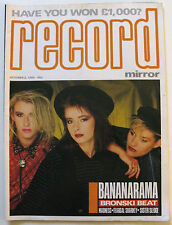 Bananarama Motorhead Bobby Womack Sister Sledge Bronski Beat Madness Suggs