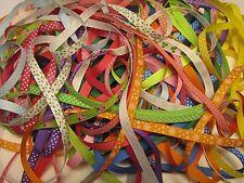 50 yards 3/8 inch Grosgrain Ribbon - 1 yard each color & print