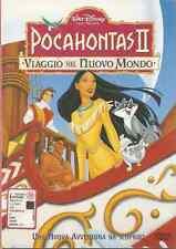 POCAHONTAS II RARO DVD WALT DISNEY 1a EDIZIONE WARNER - SIGILLATO