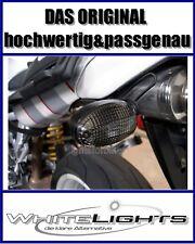 Schwarze Blinker Gläser hinten BMW R 1100 S K 1200 RS smoked signal lenses rear