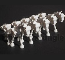 Custom LEGO bulk skeleton horse army city castle animal