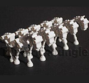 Custom LEGO bulk skeleton horse army city castle animal