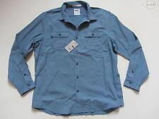 Levi's® Levis Herren Hemd Gr. XXL, blau, NEU !! Langer Arm, Standard Fit, Robust