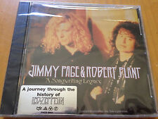NOS JIMMY PAGE & ROBERT PLANT A Songwriting Legacy 10-trak PROMO CD Led Zeppelin