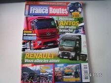 ** France Routes n°379 Scania T 143 / Renault T / Matexpo / Evasion Bangladesh