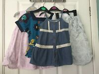 Bundle of Baby Girls Clothes Size 12-18 months (4 items)