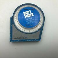 Dasco Pro Angle Finder Plus Level Magnetic Base USA  U9