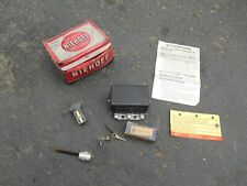 1940 Packard Niehoff 6V AL 150 regulator tune up kit  1941 1942 V8 supercharged