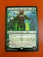 1x Nissa, Who Shakes the World   War of the Spark   MTG Magic Cards