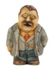 Harmony Kingdom - Harmony Ball - Pot Bellys - Teddy Roosevelt