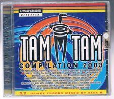 TAM TAM COMPILATION 2003 CD F.C. GABRY PONTE MOLELLA G. COLETTI PREZIOSO SIGIL.