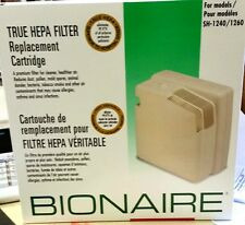 Bionaire True Hepa Filter Replacement Cartridge Model A1201H NOB NIB