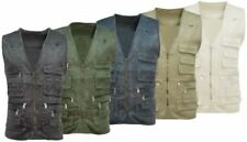 Polyester Utility Waistcoats for Men