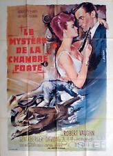 SPY WITH MY FACE - MAN FROM UNCLE / VAUGHN / MOTO - ORIGINAL LARGE MOVIE POSTER