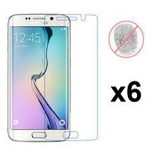 6 x Anti-Glare Matte Screen Protective Protector Film for Samsung Galaxy S6 Edge