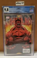 Hulk #1 CGC 9.8 CERT 3712110023 1st appearance Red Hulk
