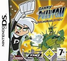Danny Phantom - Dschungelstadt - NDS NEU