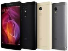 Xiaomi Redmi Note 4 ( 4G LTE , 32GB + 3GB RAM )  Gold / Black / Grey