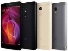 Xiaomi Redmi Note 4 ( 4G LTE , 32GB + 3GB RAM )  Gold / Black