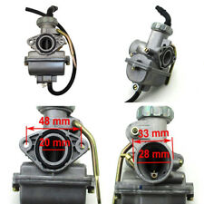 PZ20 Carburetor For 50cc 70cc 90cc 110cc Engine Carbs ATV Dirt Pit Bike Go Karts