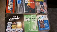Lot of 7 Handyman Home Improvement Home Repair Books Painting,Carpeting,Floors