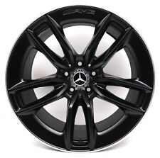 1x 19Zoll Original Mercedes AMG GT X290 Alufelge A2904010300 11x19 ET17 HA 5