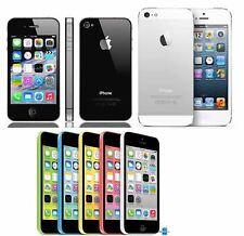 Apple iPhone 6S/ 6/ 6+/ 5S/ 5C/ 5/ 4S - 32GB - 16GB - 8GB  Factory Unlocked IOS