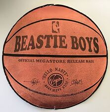 Beastie Boys Original Screen Print Basketball Hello Nasty Poster Sperry Donovan!