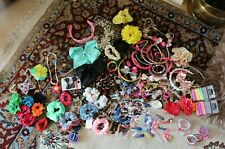 Job Lot Girls Hair Body Accessories Over 50+ pieces *some with tags* VGC