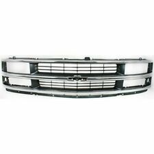 New Grille Front For Chevrolet Express 1500 1996-2002 GM1200382 15037242 3-Door