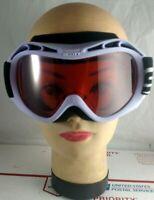 SCOTT Snow Goggles Snowboard Ski Skiing Size Kids Girls Child Purple Adjustable