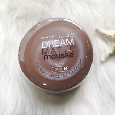Maybelline Dream Matte Mousse Foundation Shade 3 Cocoa Dark
