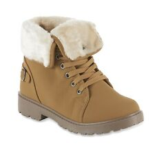 Olivia Miller Candice Women's Ankle Boots Sz 9 Wheat Color