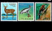 Ryukyu 1 Birds MNH.