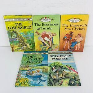 Ladybird Vintage Books Well Loved Tales Children's Classics Bundle Job Lot x 5