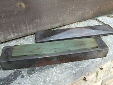 More details for natural sharpening stone/oilstone/honing stone.charnley forest hone