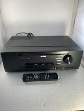 Rca Home Theater Receiver With Remote Bluetooth Rt2781Hb Great Condition Tested